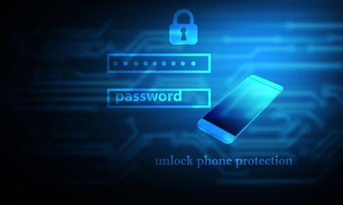 Unlock phone protection